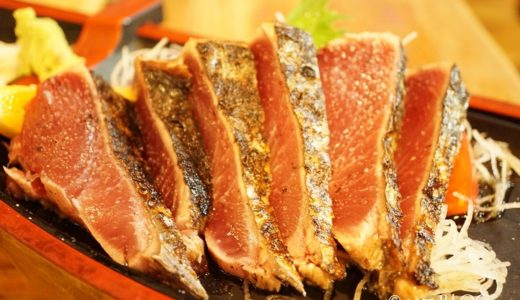 【高知旅行】ひろめ市場や日曜市でカツオ&高知グルメ食べ歩き!