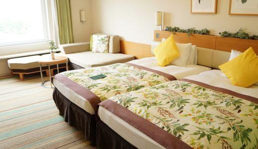 【東京ベイ舞浜ホテル】全室風呂トイレ別・洗い場ありのディズニーオフィシャルホテルレビュー