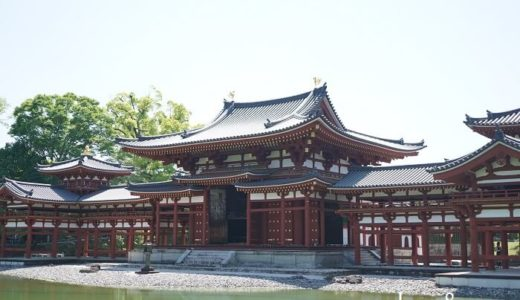 宇治観光 平等院と表参道グルメ
